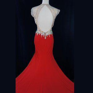 Prom / Formal / Pageant / Evening Gown Size 2-4